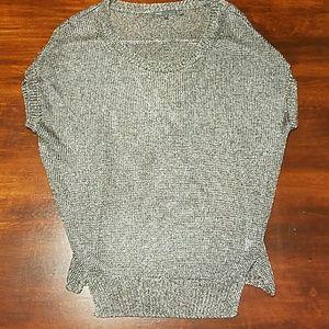 Vince metallic SZ S sweater top